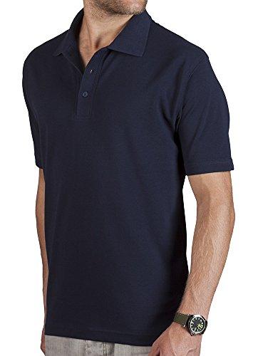 Poloshirt 60-40 Herren Marineblau