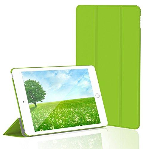 JETech Hülle für Apple iPad Mini 4, Schutzhülle mit Ständer Funktion und Auto Einschlafen/Aufwachen, Grün