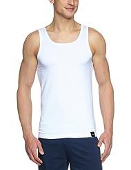 Skiny - Camiseta interior sin mangas para hombre