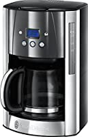 Russell Hobbs Luna Coffee Maker, 1000 W, 1.8 liters
