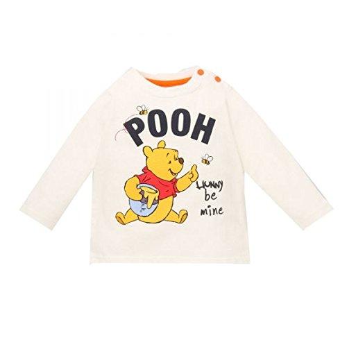 on Baby-Jungen 5683 T-Shirt, Weiß Blanc, 9-12 (Herstellergröße: 12 Monate) ()