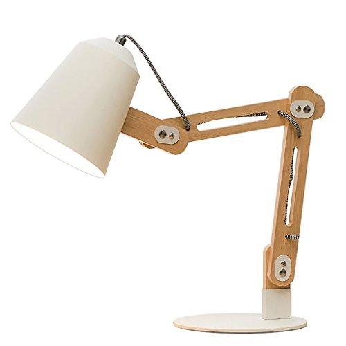 Tischlampe Schlafzimmer Nachttischlampe Einfache Personalisierte Augen Schreibtisch Schüler Kinder Lernen, LED-Leuchten zu Lesen