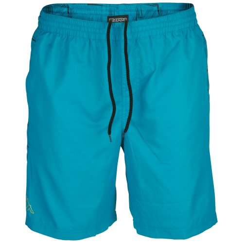 Kappa Short mixte Herkules Turquoise - Mirror lake