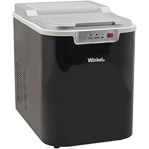 Winkel Kw12 - Máquina para hacer cubitos de hielo, 1000 W