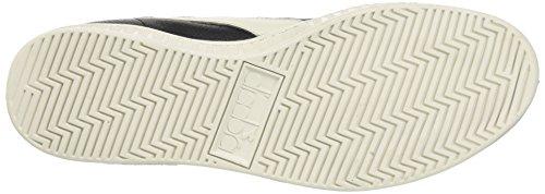 Diadora Game L High, Sneaker a Collo Alto Uomo Nero (Nero/Bianco/Nero)