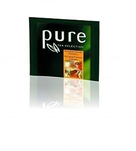 PURE tea selection rooibos &caramel orange 6 x 25 sachets de thé