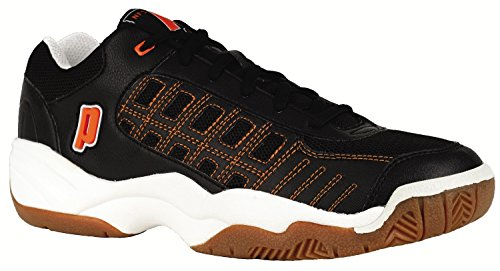 Prince Prince NFS Indoor, Chaussures tennis homme Rally Black/Orange