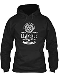 teespring Men's Novelty Slogan Hoodie - of Course I'm Awesome Clarence Endless Legend