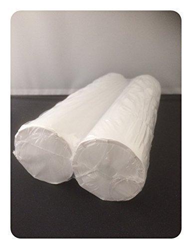 Rotoli di carta 210x30x12 termica rotolo fax 21cm, 30 m 1,2 cm, 2 pezzi