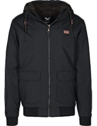 Iriedaily City Worker Jacket Black