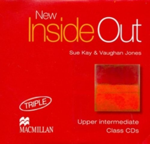 New Inside Out Upper Intermediate Class Audio CDx3