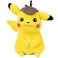 Pokémon Detective Pikachu Plush Stuffed Animal Toy 23CM