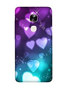 High Quality Printed Designer Back Cover for LeEco Le 1s