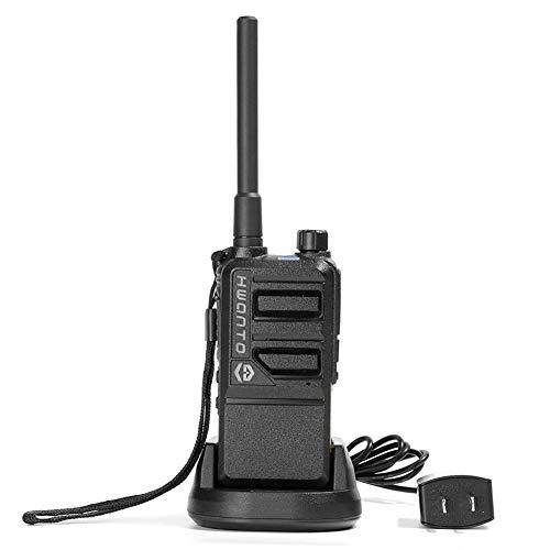 Intercom Station (ZFLIN Handheld Walkie-Talkie High Power Civilian User Handbetriebene Station Sprachsteuerung Launcher Intercom)