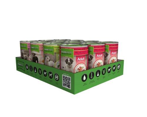 Natures Menu Multipack 400 g (Pack of 12)