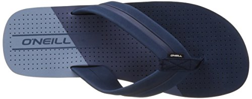 Flip ONeill Blu Scarpe Flops da FM Imprint e Piscina Blue Spiaggia Uomo Punch Dusty qq1TxBt