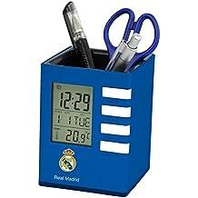 Seva - Real Madrid C.F. cubilete reloj despertador 12x9