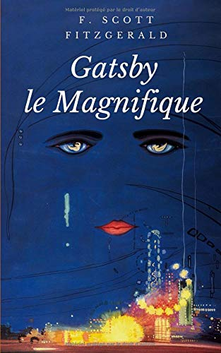 Gatsby le Magnifique par F. Scott Fitzgerald