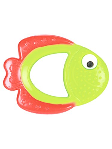 Mee Mee Multi-Textured Silicone Teether (Color May Vary)