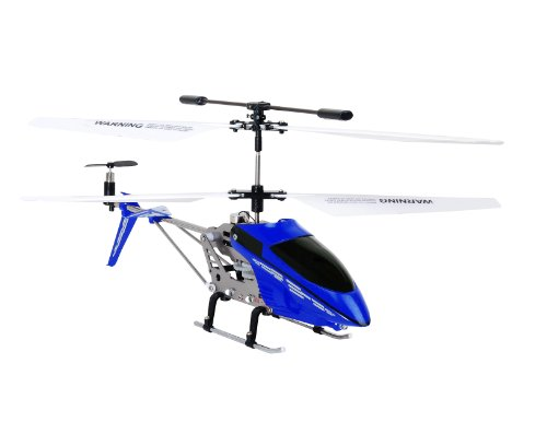 Image of Radio Controlled Micro Helicopter - Precision Alloy (3 Channel)