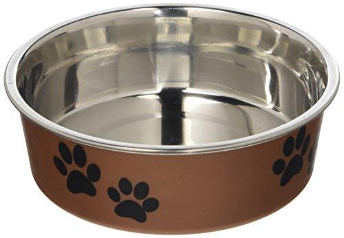 Loving Pets 1780 Metallic Bella Schüssel für Haustiere, S, 350 ml, Kupfer Preisvergleich