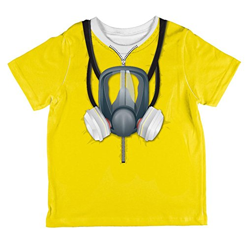 Lab Herd Hazmat Anzug Kostüm aller Kleinkind T Shirt Multi 6 (Kostüm Hazmat Anzüge)