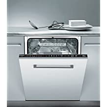 Candy CDIM 5146 Fully built-in A++ Grey - dishwashers (Fully built-in, A, A++, Full size, Grey, Buttons)