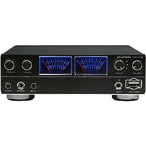 Scythe Kama Bay AMP 2000 Rev B Amplificateur Stéréo 5.25 Noir
