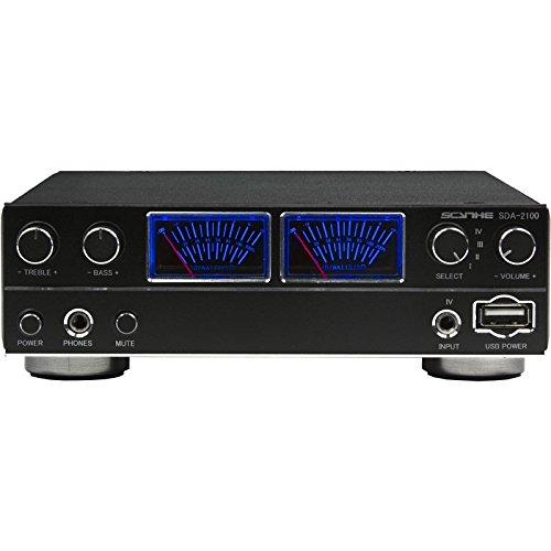 Preisvergleich Produktbild Scythe Kama Bay AMP 2000 Rev.B Verstärker (2x 10 Watt, 2x Lautsprecheranschluss)