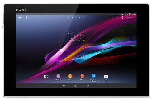 Sony Xperia Tablet Z 16GB Flash Speicher 25,7 cm (10,1 Zoll) Tablet-PC (Quad-Core, 1,5GHz, 2GB RAM, LTE, Android 4.1) weiß