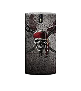 Ebby Premium Printed Back Case Cover With Full protection For OnePlus One (Designer Case)