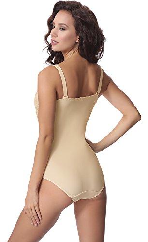 Merry Style Damen Body Dessous 0952 Beige