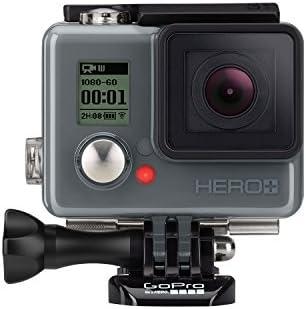 GoPro HERO - Videocámara deportiva, negro