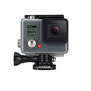 GoPro HERO+ Camera with LCD Touch Screen (8 MP, 1080p)