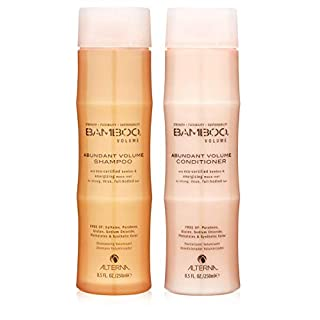 Alterna Bamboo Abundant Volume Shampoo And Conditioner Set (8.5 Oz Each)
