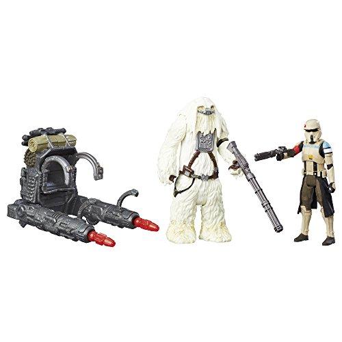 Star Wars Rogue One scarif Stormtrooper & moroff Deluxe Pack (Star Wars Sammlerstück Spielzeug)