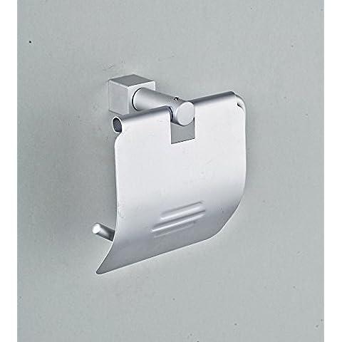 FEI&S porta-carta igienica spazio alla fine dell'alluminio - Montaggio A Parete Kayak Rack