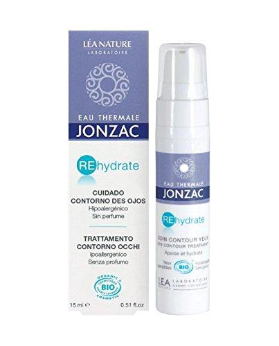 LÉA NATURE Jonzac Rehydrate contorno de ojos hidratante 15ml