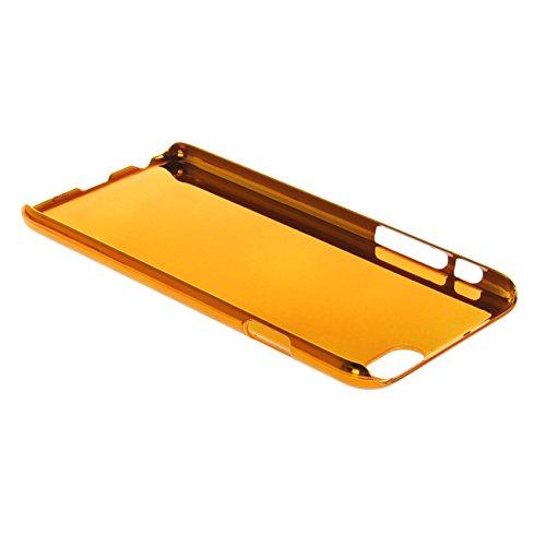 """MOONCASE iPhone 6 Plus (5.5"""") Case Doré Hard Chrome Cover Housse Coque Etui Case Shell pour Apple iPhone 6 Plus (5.5"""") Violet Doré"""