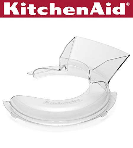 KitchenAid KN1PS - Protector anti salpicaduras (1 pieza) para los robots de...