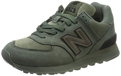 New Balance 574v2, Baskets Femme, Vert (Green Green),...