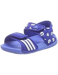 brand new adc5c 91513 adidas Disney Akwah Chaussures Bébé Marche garçon