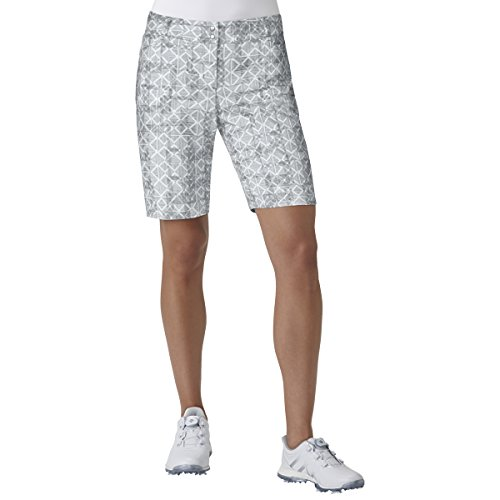 adidas Golf Essentials Imprimé Bermuda Court, Femme,...