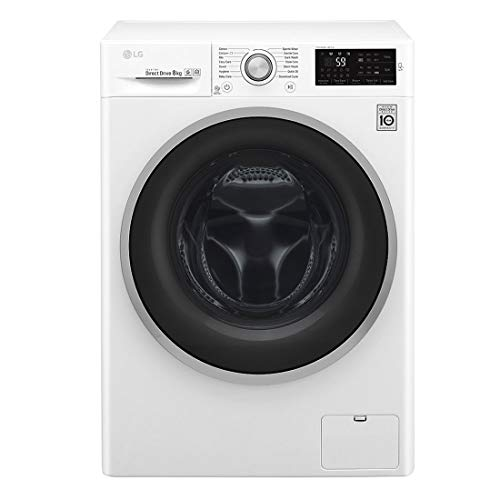 LG F4J6TN1W 8kg 1400rpm Freestanding Washing Machine - White