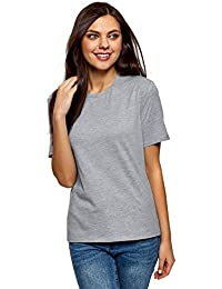 Amazon.it  Maglietta larga - T-shirt   T-shirt e8000f25ce30