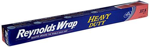 Reynolds Wrap Heavy-Duty Aluminum Foil by Reynolds