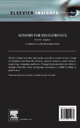 Sensors for Mechatronics (Elsevier Insights)