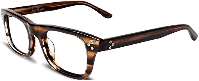 Converse Eyeglasses P004 UF Brown Horn 50MM