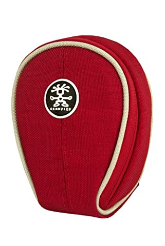 Crumpler Lolly Dolly 45 Camera/Media Pouch - Red/White