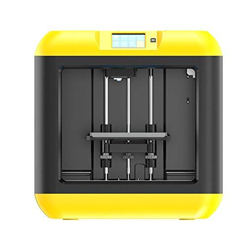Flashforge Impresora 3D Finder Lite (Amarillo)